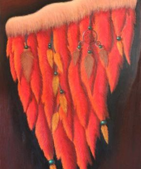 n.º: 3 bTítulo: WildTécnica: Óleo sobre lienzo Tamaño: 146x97 cmAño: 2015 Tipo: díptico